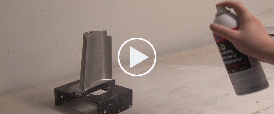 3D Scan Spray Video